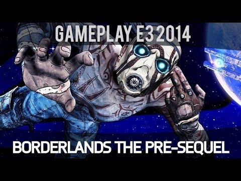 Borderlands The Pre-Sequel - Gameplay HD ITA dall' E3 2014