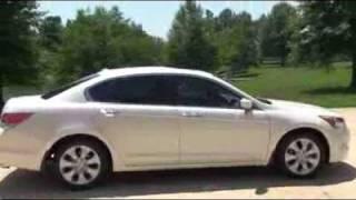 2008 HONDA ACCORD EX L V6 NAVIGATION FOR SALE SEE WWW SUNSETMILAN COM