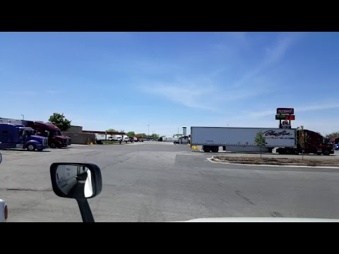 Bigrigtravels Live! - Fremont, Indiana to Indianapolis - Interstate 69 - April 24, 2017