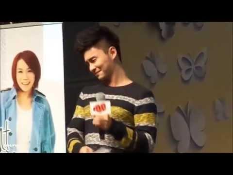 140802 Alvin 钟瑾桦 [Perfect?!]  签唱会 - 满分