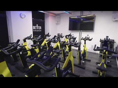 Virtual Tour | Vauxhall Leisure Centre | Better