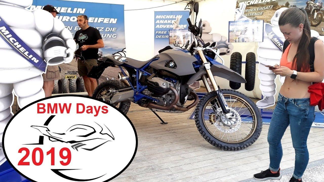 Bmw Motorrad Days 2019 In Garmisch Partenkirchen