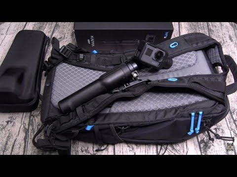 GoPro Karma Grip and GoPro Seeker Backpack