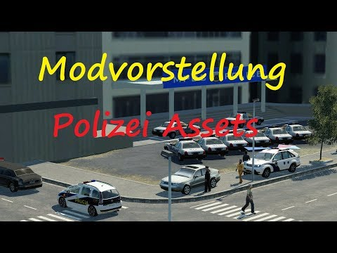 Transport Fever [Modvorstellung] Polizei Assets