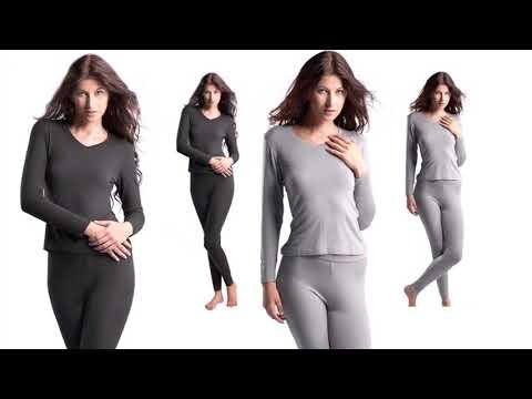 Женское термобелье с Алиэкспресс Топ 5 AliExpress Women's Thermal Underwear Лучшая одежда из Китая