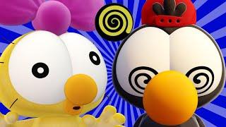 Çatlak Yumurtalar: Heyecan Dolu Çok Komik Sahneler | Çocuk Çizgi Filmleri