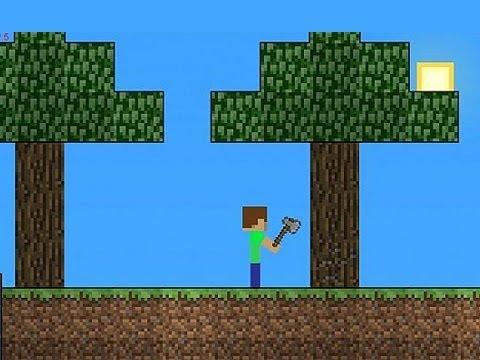 Resultado de imagen para Minecraft 2D