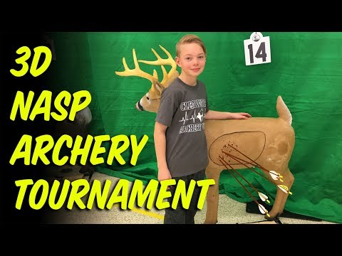 3D NASP Archery Tournament