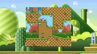 CAIO JOGA 4# Super Mario Brothers: Blue Flamingo (eu sou um fracassado)