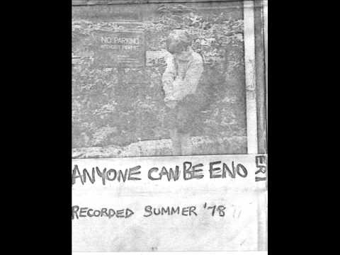 Anyone Can Be Eno - 45 Dead Worms (1978 Industrial Noise-Experimental)