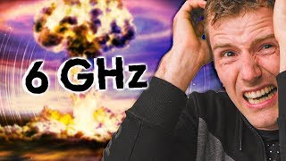 The FIGHT Over 6 GHz WiFi
