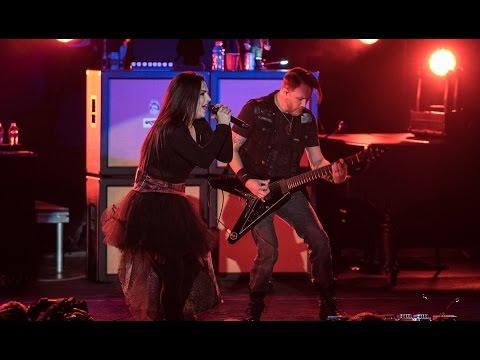 Evanescence Full Show @ The Paramount, Huntington, NY, USA - 23.11.2016