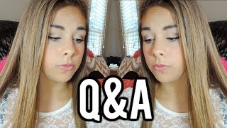 Q&A// Netflix Shows, Living in Australia, & More...
