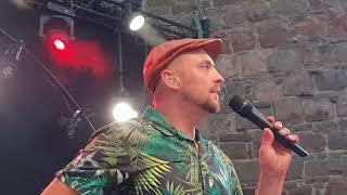 Max Mutzke - Just can't wait until tonight   ( Burg Wilhelmstein  03.08.2018 )