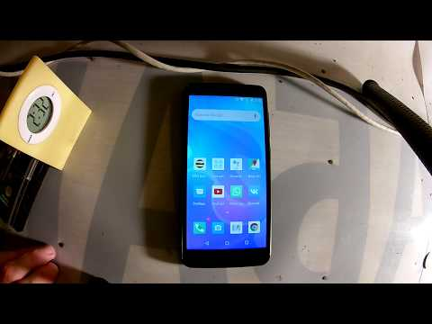 Тест Смартфона Fly Compact 4g
