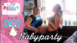 BABYPARTY ♡ JENNYMOMENT