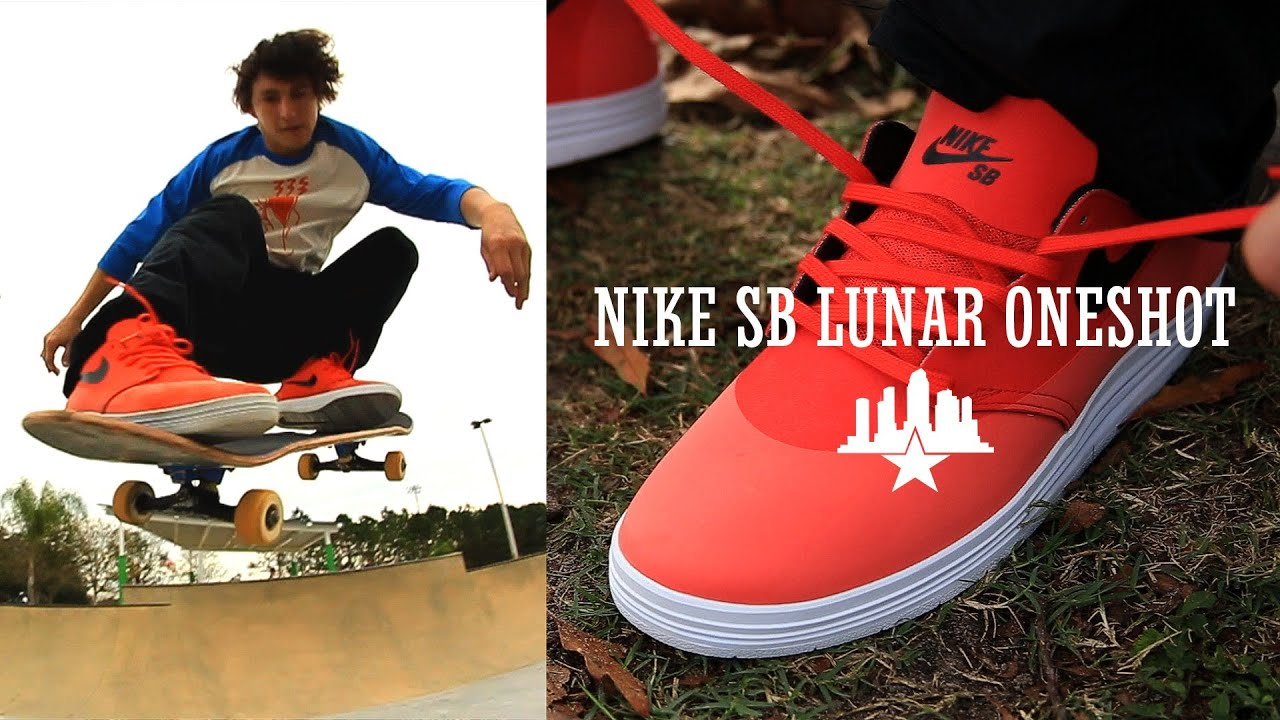 official photos 9ae93 fe56d Nike SB Oneshot Wear Test ft. SPoT Crew