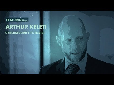 The State Sponsored Cyber Threat | Arthur Keleti Interview