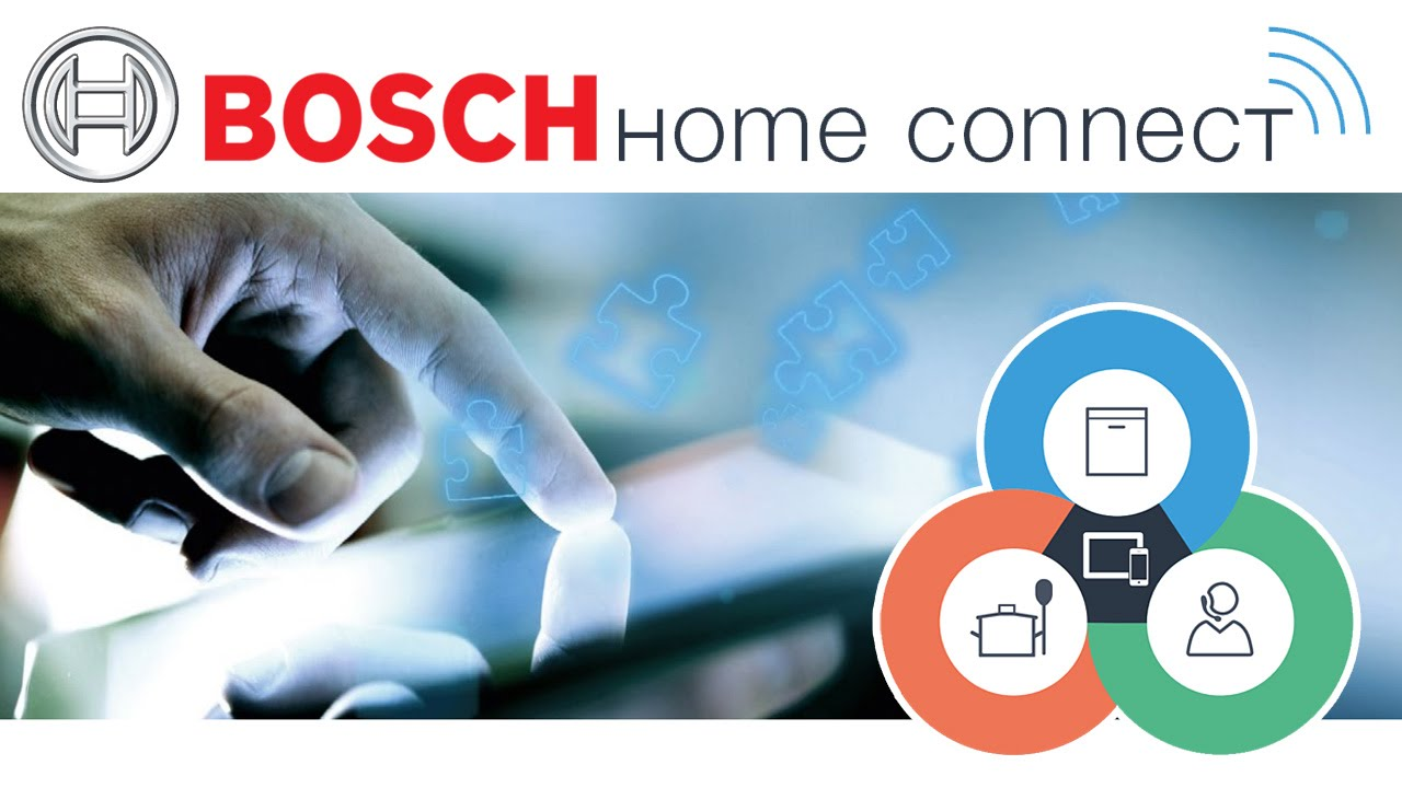 what is bosch home connect and how does it work? - youtube
