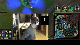 Bjergsen Mom Appear in bikini during stream