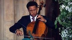 Royal wedding cellist: Teenaged musician Sheku Kanneh-Mason wows guests