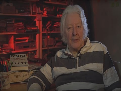 The Mob Museum interview with Andrew Jennings on the FIFA scandal