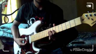Helloween - Forever and One (Guitar Solo)