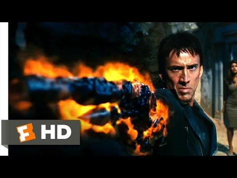 Ghost Rider  Ghost Rider vs Blackheart Scene 1010  Movieclips