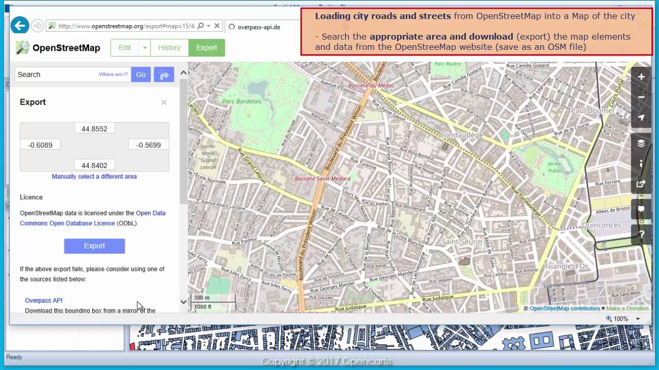 Little-known options when reading from OpenStreetMap (Desktop) - Spatial  Manager Blog