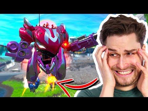 Deze Robot Combo Is TE Sterk!😱 - Fortnite Battle Royale Season 10 met Duncan