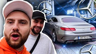 ON TEST LA VOITURE LA PLUS CONFORTABLE AU MONDE (S63 AMG) Ft VALOUZZ