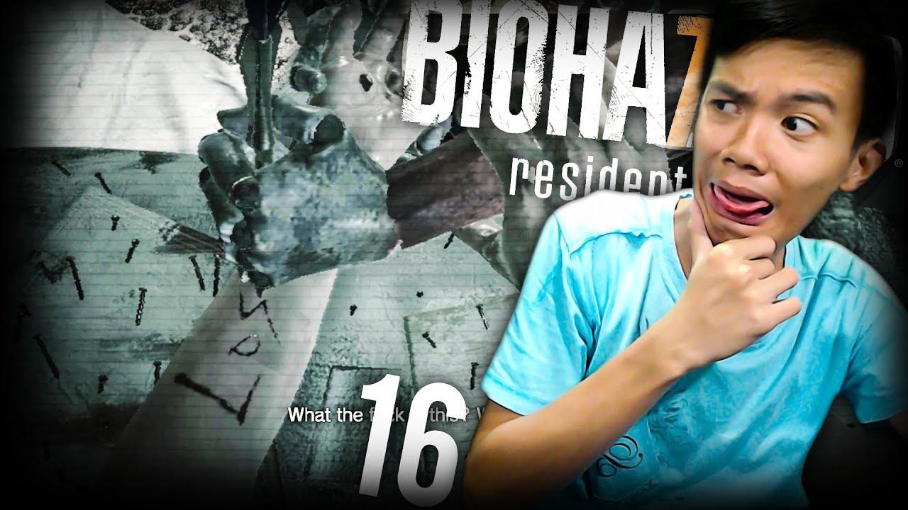 LOOSER! | Resident Evil 7 (Biohazard) - Part 16