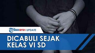 Remaja Di Tasikmalaya Diperkosa Sejak Kecil Oleh Ayah Tiri, Korban Tak Tahu Itu Perbuatan Cabul