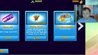 ZERO MEDALLIONS!!! #ROAD TO 75 MILLION :) Bloons TD Battles
