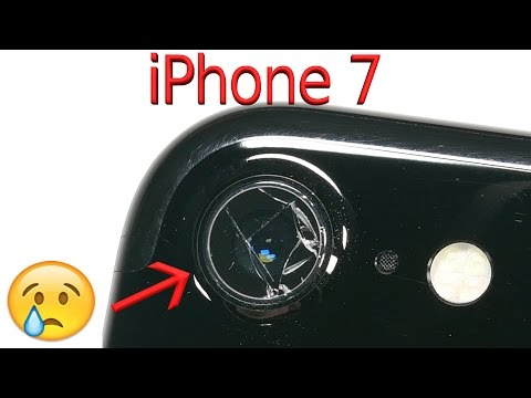 How to fix iPhone 7 Cracked Camera Lens (iPhone 7 Plus too)