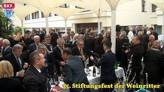 20. 10. 2018 - 35. Stiftungsfest der Weinritter - CCM-TV.at