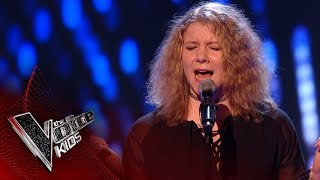 Erin C performs 'On My Own': Blinds 3   The Voice Kids UK 2017