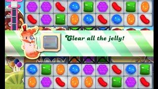 Candy Crush Saga Level 538 walkthrough (no boosters)