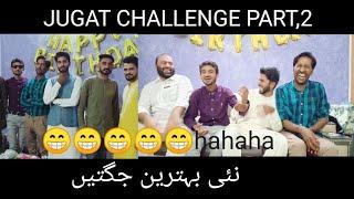 JUGAT CHALLENGE PART 2