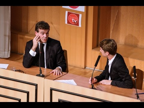 Comment devient-on Arnaud Montebourg ? - Le Grand Oral
