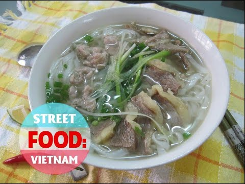[Vietnamese Street Food] Street Food Around The World: Hanoi