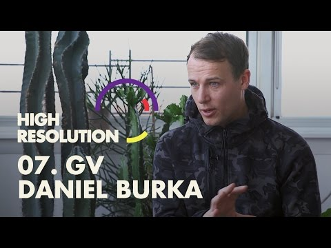 #7: GV Design Partner, Daniel Burka, on prototyping your way to massive influence