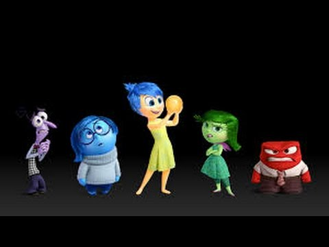 Inside out - Inside out 2 trailer - Inside out all clip - Inside out 2016