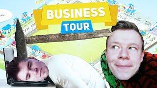 PLAGA ZNISZCZYŁ MI MARZENIA! | Business Tour [#32] (With: Plaga, Kubson, Dobrodziej)