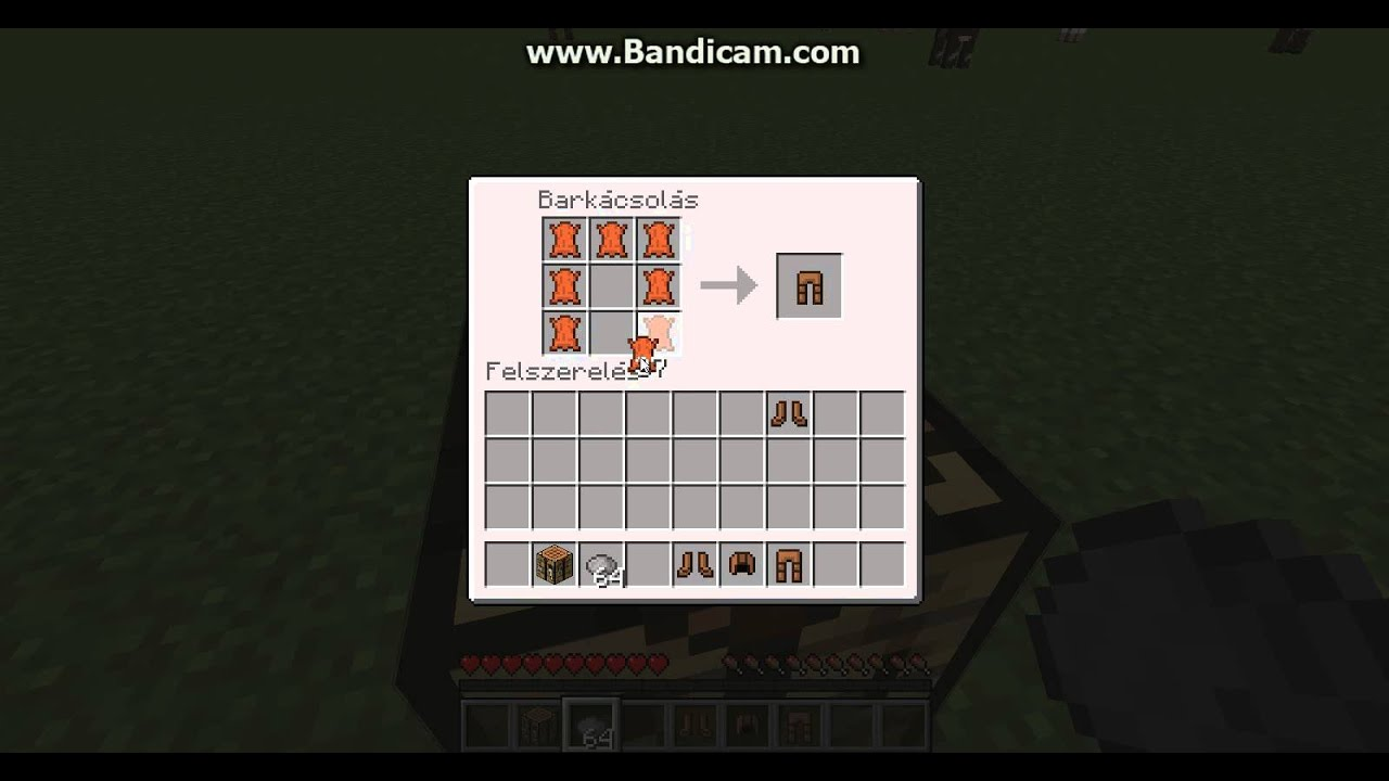 Minecraft P 225 Nc 233 L K 233 Szit 233 S 233 S Sz 237 Nez 233 S Youtube