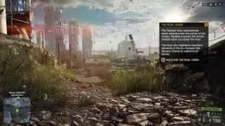 Battlefield 4 Gameplay on new CyberPower PC [1080p]