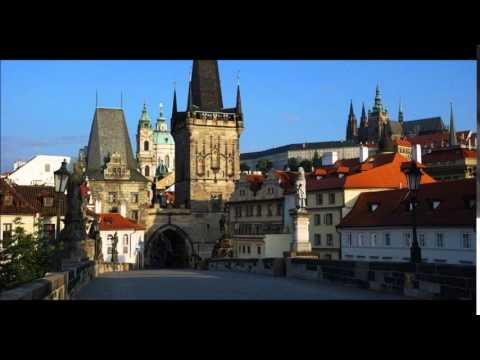 A. Dvořák String Quartets  No.4 B.19 & No.5 B.37, Prague String Quartet