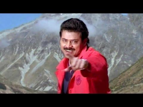 Raja Telugu Movie Songs - Kavvinchake O Prema - Venkatesh, Soundarya