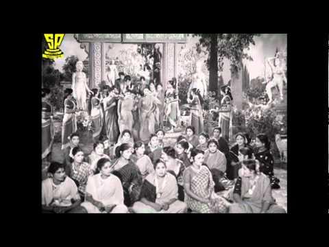 Karunichave Tulasi Maata| Songs| Sri Krishna Tulabharam | NTR | Anjali