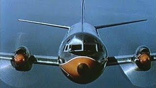 Lockheed L-188A Electra Promo Film #3 - 1960
